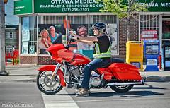 Harley-Davidson - Ottawa 06 18 (Mikey G Ottawa) Tags: mikeygottawa canada ontario ottawa street city harleydavidson harley moto motorrad motorcycle motorbike