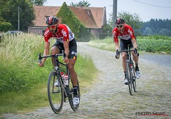 10722445-021 (Lotto Soudal Cycling Team) Tags: 2018 jandemeuleneir roubaix ciclisme ciclismo cobbles cobblestone cycling france koers lotto pave radsport reconnaissance soudal sport sports tdf tour verkenning wielrennen