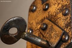 Lock and Key (Retro Photo International) Tags: awan lock key tessar 50mm 35 carl zeiss jena macro
