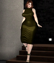 Downtown. 0221 (gwendolyn beverly) Tags: spon continuum continuumfashion womenstuff bellezafreya catwa catya amarabeauty truth truthcarla alaskametro leluck bramble gd lumipro sayoscenes realmforphotography sl secondlife