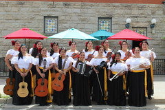 Mariachi Femenil Alma del Folklore
