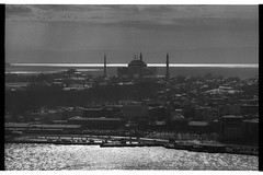 21_1705 Kodak T-MAX ISO 100  2015-2016 2 (Alimkin) Tags: turkey istanbul стамбул турция пленка constantinople bw monochrome bosphorus city cityscape cityview retro asia grayscale hagiasophia travel trip