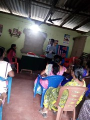 SIFFS-ASK community-based outreach activities in Trivandrum on safe and legal process of migration