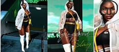 -Engineered To Slay- (THE GLAM CLOSET) Tags: treschic fameshed doux lisa walker rossi ison betrayal holly mill eclat len ryvolter vive nine rebel gal eccloth bjorn slack girl pseudo overlow foxcity