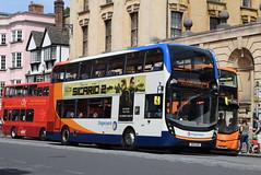 SO 10441 @ High Street, Oxford (ianjpoole) Tags: stagecoach oxfordshire alexander dennis enviro 400mmc sk15hde 10441 working route 1 sandy lane blackbird leys speedwell street oxford