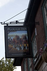 Plough Inn, Nottingham (Dayoff171) Tags: pubsigns signs nottinghamshire unitedkingdom england europe eastmidlands gbg greatbritain