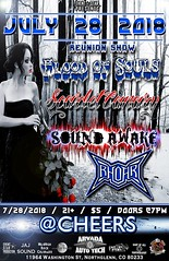 Flood of Souls (Reunion) (Event Star Production) Tags: rhoar floodofsouls fos scarletcanary soundawake 2minutesdarker 2md cheerspub atcheers atcheersclub saturdaynight saturday july282018 metalmusic metalheadelements metal metalonthemove northglenncolorado northdenver bands livemusic livebands livemusicvenue live liveband originalbands originalmusic originalmusicnights milehighrock milehighmusic nightclub nightlife weekend fireball musicshowcase musicgearguys lododrumguy rockbands rockmusic rockandroll rockband rootofall flockers rocknrhoar reunion party