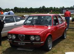 1981 Alfa Romeo Alfetta 1.6 (rvandermaar) Tags: 1981 alfa romeo alfetta 16 alfaromeoalfetta alfaromeo sidecode4 hb35lf
