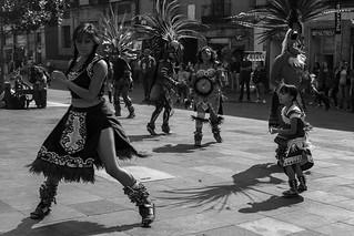 Baile Azteca | Aztec Dance | CDMX