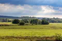 Belarusian expanses (plemyash) Tags: беларусь minskregion oблака river clouds thunderstorm гроза nature bridge village cloud landscape belarus