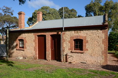 DSC_8856 rear of Annie Doolan's Cottage, 45 George Street, Marion, South Australia (johnjennings995) Tags: heritage historic cottage marion southaustralia australia architecture anniedoolan