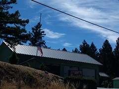 RIP Braden Varney CalFire Heavy Equipment Operator; died 7/14/2018 on the Ferguson Fire, Merced River Canyon west of Yosemite National Park, California. (BobcatWeather) Tags: bradenvarney calfire americanflaghalfmast california usa georgiastigall saratogasummit losgatos sanmateosantacruzunit fergusonfire elportalca mercedrivercanyon mariposaca sierranationalforest elportal jerseydale