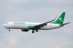 EZ-A020 B737 82K Turkmenistan A/L (corrydave) Tags: 61575 b737 b737800 turkmenistan frankfurt eza020