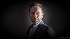 Self (#Weybridge Photographer) Tags: man self selfie studio portrait adobe lightroom canon eos dslr slr 5d mk ii mkii