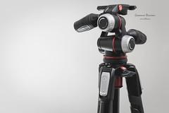 Manfrotto Tripod & Head (1/2)|Novara|Italy (Giovanni Riccioni) Tags: 2018 5d canon canon430exii canon580exii canonef50mmf18stm canoneos5d eos flash fullframe giovanniriccioniphotography italia italy mhxpro3w mt190xpro3 manfrotto novara piedmont piemonte pixelking speedlight stilllife strobe treppiede trigger tripod tripodhead gear