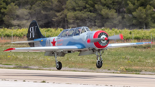 CFR6402 Yak52 EC-IAI