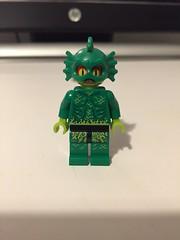 DC's Lagoon Boy (Numbuh1Nerd) Tags: lego purist custom superheroes minifigures teen titans young justice atlantis aqualad lagaan aquaman
