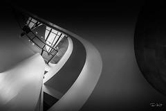 Bilbao - Guggenheim (François Leroy) Tags: françoisleroy espagne spain paysbasque euskalherria bilbao guipuscoa guggenheim noiretblanc architecture lignes perspectives artcontemporain