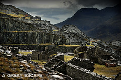 Watch the video in this link (PentlandPirate of the North) Tags: dinorwic snowdonia northwales gwynedd slate quarry ruins derelict dinorwig