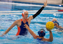 P1393993 (roel.ubels) Tags: spido dutch waterpolo trophy rotterdam sport topsport 2018 knzb holland nederland oranje italië italy usa us hongarije hungary