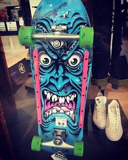 Angry Skateboard