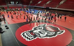 Wolfpack Wrestling Camp 2018 (Philip Osborne Photography) Tags: reynolds coliseum nc state university