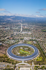 Apple Park Headquarters Aerial 2018 4 (tobyharriman) Tags: 1appleparkway 1infiniteloop cupertino above adventure aerial aerialphotographer applepark architecture art artist bay bayarea beautiful buildings california canon city cityscape clear colorful custom day fineart flying fog helicopter highmegapixel landscape october outdoor photographer photography photos prints r22 robinson sanfrancisco sf skyline sunrise tobyharriman travel visit weather