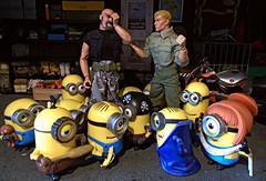 Not the Minions I'm Looking for! (Blondeactionman) Tags: