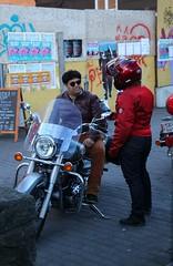 GKE-2868 (GKE/photos) Tags: reykjavík ingólfstorg iceland bike motorbike motorcycles