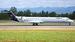 D-ACNC (Breitling Jet Team) Tags: dacnc lufthansa euroairport bsl mlh basel flughafen lfsb