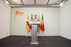 José Silvano em Declarações à Imprensa