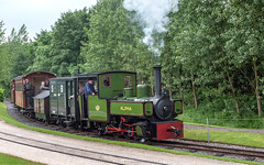 Statfold Barn Railway - June 2018 05 (brianaw2010) Tags: railway steam statfold barn locomotive alpha