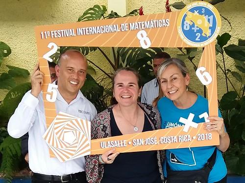 11 Festival Internacional de Matematicas, La Salle 2018