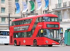 Arriva London - LT341 - LTZ1341 (Waterford_Man) Tags: lt341 ltz1341 hybrid wrightbus nrm arrivalondon