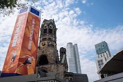 Kaiser Wilhelm Memorial Church (Håkan Dahlström) Tags: 2018 gedächtniskirche kaiser wilhelm architecture berlin church germany memorial photography xt1 f80 1350sek xf1855mmf284rlmois uncropped 8705072018121318 bezirkcharlottenburgwilmersdorf de