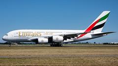 A6-EOR-1 A380 AMS 201807