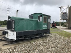 Tom Burke Photo South Bend Sand & Gravel Bendix @ Lincolnway South Bend IN July 21 2018 #2 (Tom J. Burke) Tags: south bend southbend railroad switcher caboose freight