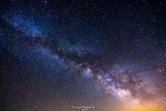 Solo Vía Láctea (Javibeje) Tags: aragón nocturna sosdelreycatolico víaláctea zaragoza night milkyway estrellas stars cosmos astrofotografia espacio space javier nikon d7200 tokina 1116dxii bejarano