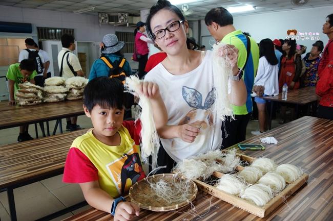 老鍋休閒農莊 米粉DIY 搗麻糬 紅龜粿 新竹農莊DIY 校外教學 (31).JPG