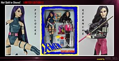 A-Z Challenge 2.0: N - Not Sold in Stores (MARVEL_DOLLS) Tags: fashionroyalty fr fr2 integritytoys quicksilverkyori kyorisato ladyinwaiting liwdania daniazarr ooak reroot rebody customdoll xmen marvel psylocke revanche customdollclothing megfashiondoll fraue superhero superheroine mutant betsybraddock kwannon british japanese asian purplehair az dollphotography challenge 20 notsoldinstores poupée puppe 16scale revelations