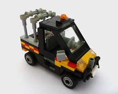 Surf Life Saving ATV-2 (1) (Lonnie.96) Tags: lego brick model moc custom 2018 june 25 australia victoria melbourne ambulance 4wd ses vp police atv rwc rescue water craft car highway patrol ute light blue red white black grey gray yellow lime green wheel van roof surf life saving emergency checker new current local lert lifesaving response team london national health service united kingdom british trial own creation state beach road