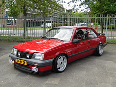 1988 Opel Ascona 1.8 Sedan (brizeehenri) Tags: opel ascona 1988 th41zk rozenburg