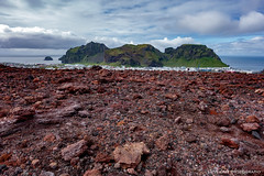 From Eldfell (.Steve Case.) Tags: iceland volcano vestmannaeyjar westman is heimay eldfell rock island