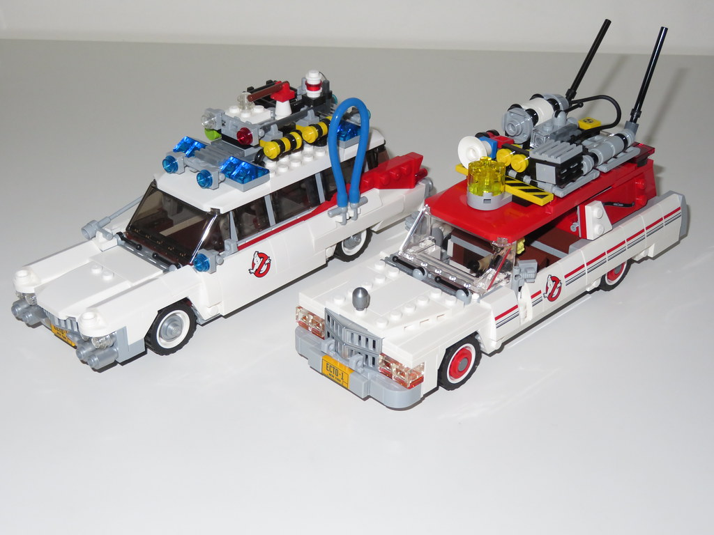 The Worlds Best Photos Of Ecto1 And Ghostbusters Flickr Hive Mind Lego 75828 Ecto 1 Ampamp 2 Rs 1990 Tags Car Cadillac