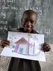 Kawezi Kenneth - 6 years old - P2 (The Advocacy Project) Tags: children play art fun crayons artist love joy kind happy school future ap advocacy gulu uganda acholi africa advocacyproject