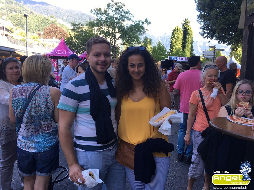 Montreux Jazz Festival - Mercredi 11 Juillet 2018