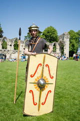 2016-06-05 - 20160605-018A8172 (snickleway) Tags: roman yorkshire museumgardens yorkromanfestival canonef1740mmf4lusm historicalreenactment park soldier york england unitedkingdom gb