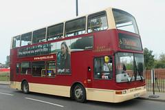 Go North East: 6941 PN02XBU Volvo B7TL/Plaxton President (emdjt42) Tags: pn02xbu 6941 eyms gonortheast sunderland volvo plaxton