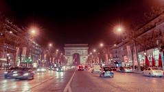 Champs-Élysées (julesnene) Tags: grandcours grandpromenade arcdetriomphe canon1022mmlens canon7dmark2 canon7dmarkii champsélysées france juliasumangil paris avenue destination julesnene travel îledefrance fr travelgirljulia
