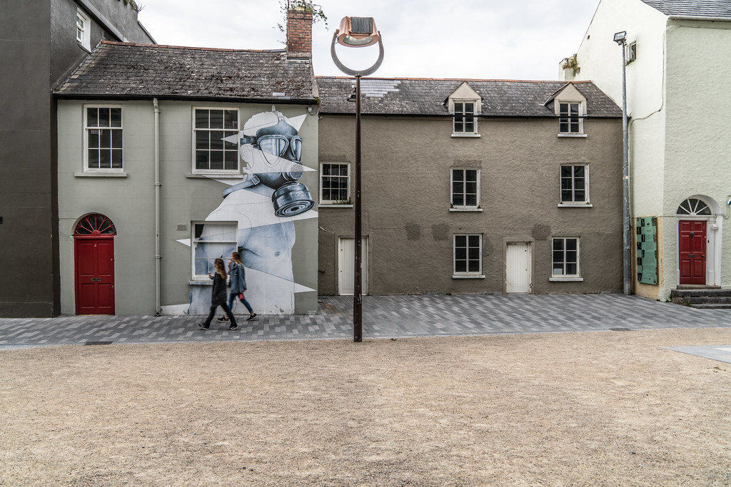 EXAMPLES OF STREET ART [URBAN CULTURE IN WATERFORD CITY]-142337